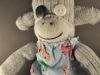 dino-dress monkey