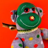 Send a Sock Monkey to Camp!