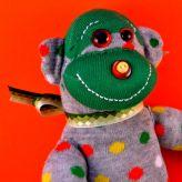 Send a Sock Monkey to Camp!