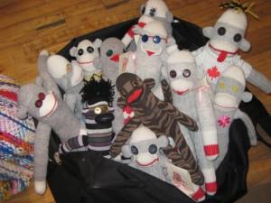 Travelling Monkey Show