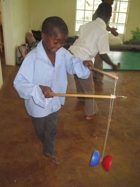 Chibini sticks