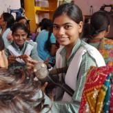 Craftivism at Shanti Sewing Centre